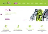 The website of TESEUS, an Erasmus+ Project, is officially online