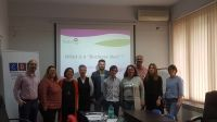 ENTREPRENEURIAL SKILLS FOR EU START-UPS: Consortium in Tetovo, Macedonia, for the 3rd Meeting of TESEUS, a Project Co-funded by Erasmus+